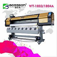 Широкоформатный эко сольвентный принтер WT-1803/1804A, фото 1