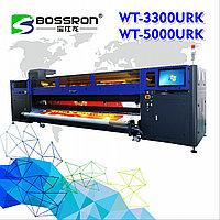 Широкоформатный рулонный уф принтер WT-3300URK