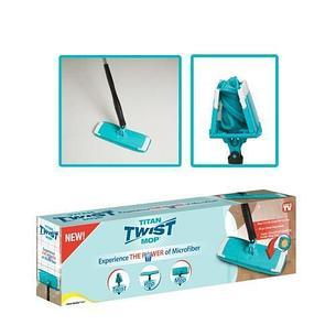 Швабра с отжимом Titan Twister, фото 2