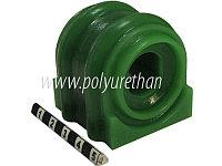 Втулка стабилизатора передней/задней подвески, ID =16,5/18мм
