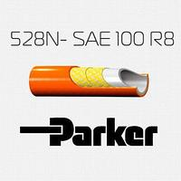 Токонепроводящий рукав PARKER 528N-3 R8