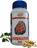 Ашваганда (Ashvagandha) Шри Ганга (Shri Ganga), 120 табл. - для поддержки тонуса