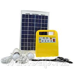 Солнечная система освещения SG1210W