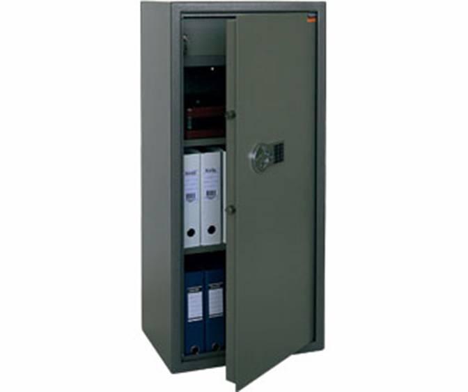 Взломостойкий сейф ASM-120 TEL