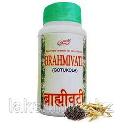 Брами вати/Brahmi vati (Готукола), Shri Ganga, 200 таблеток