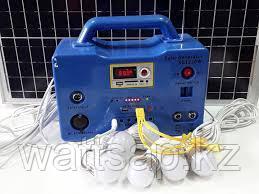 Солнечная система освещения SG1230W