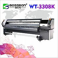 Широкоформатный сольвентный принтер WT-3308K, фото 1