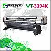 Широкоформатный сольвентный принтер WT-3304K