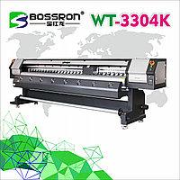 Широкоформатный сольвентный принтер WT-3304K, фото 1