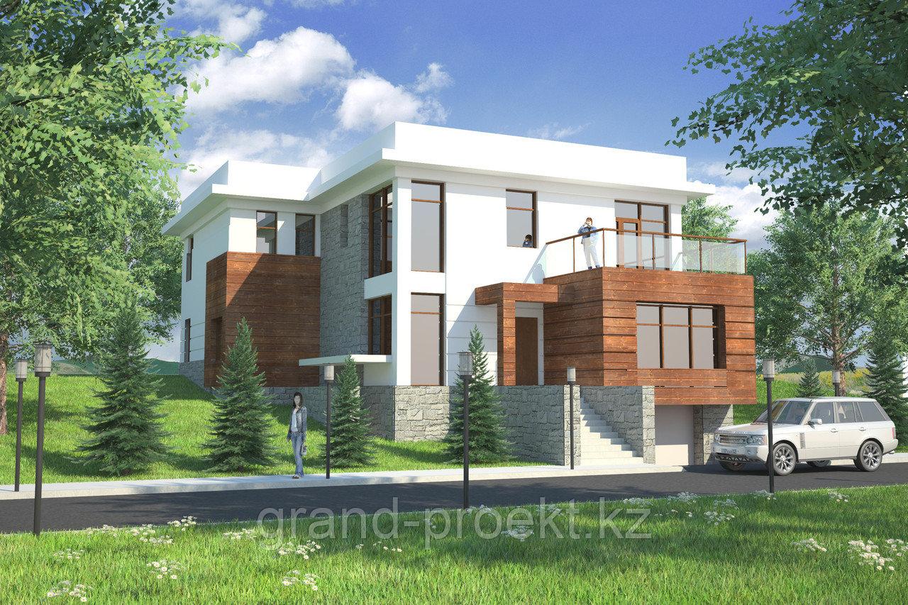 Проекты жилых домов - фото 4