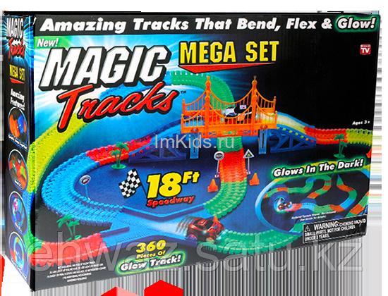 Гоночный трек Magic Tracks 360 деталей