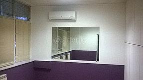 Зеркало в офис 1