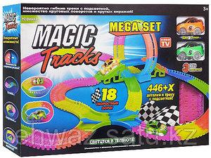 Гоночный Мега трек Magic Tracks 446 деталей