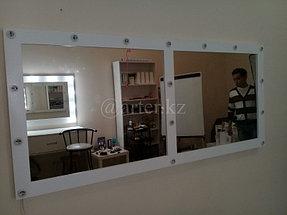 Зеркала с подсветкой в салон красоты 2