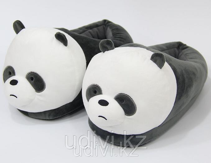 Домашние тапочки Панда