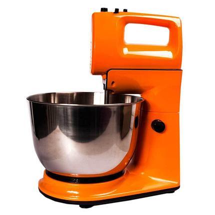 Миксер кухонный с чашей DSP KM 3015(5 скоростей,турборежим), фото 2