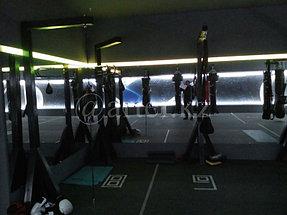 Зеркала в спортивный зал 1