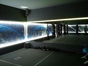 Зеркала в спортивный зал 2