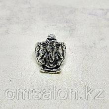 Кольцо Ганеша, серебро 925