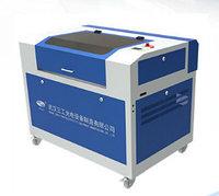 Лазерный гравировальный станок модель 5070 для гравировки, фото 1