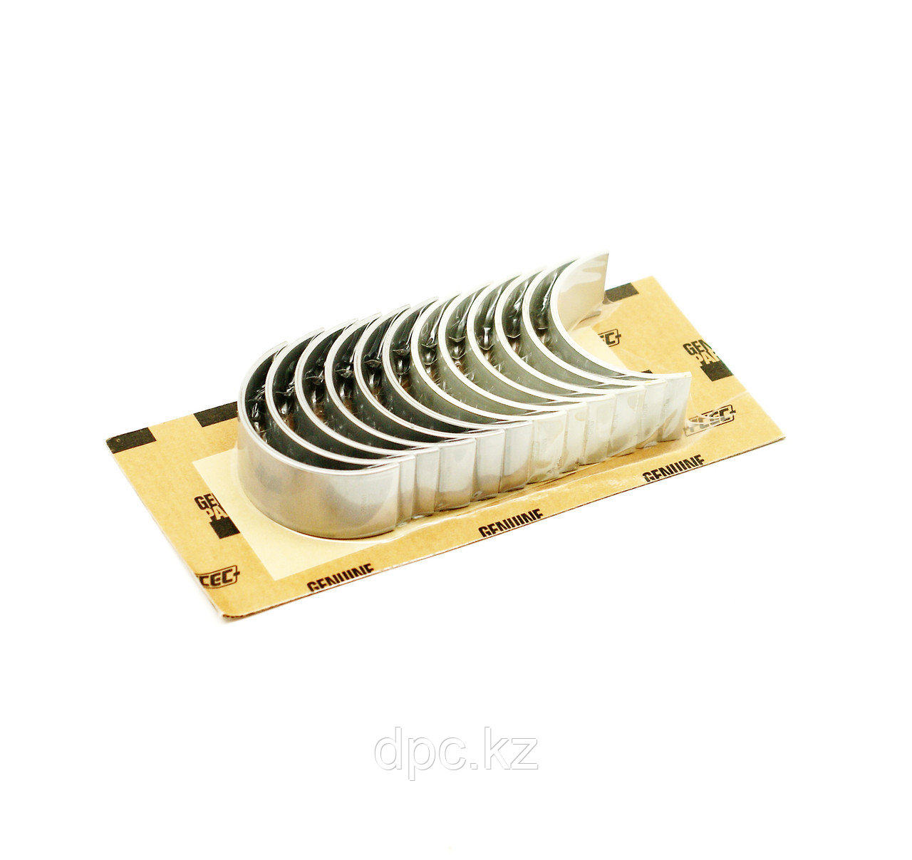 Комплект шатунных вкладышей FCEC для двигателя Cummins L, ISLe, 6CT, QSL, QSC 3966244 и 3950661