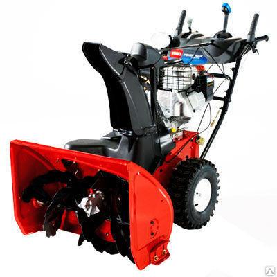 Снегоуборщик бензиновый toro 38828