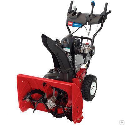 Снегоуборщик бензиновый toro 38816