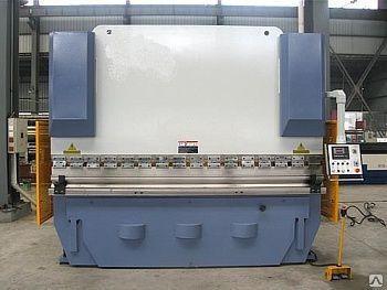 Пресс гидравлический гибочный Stalex WE67K-100/3200