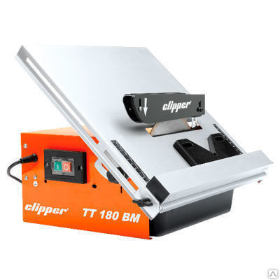 Плиткорез Clipper TT 180 BM