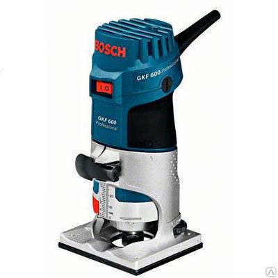 Фрезер кромочный Bosch GKF 600 L-Boxx