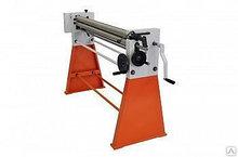Ручной вальцовочный станок Stalex W01-2х1250
