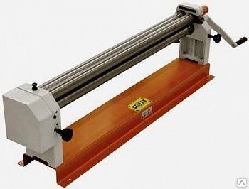 Ручной настольный вальцовочный станок Stalex W01-0.8х610
