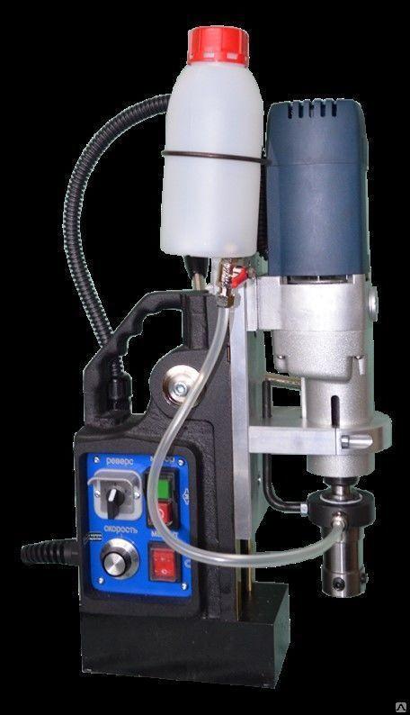 Переносные сверлильные станки на магнитном основании MBR 55E