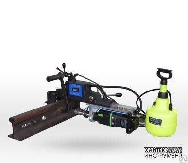 Машина для сверления железнодорожных и крановых рельсов МРС-75V2