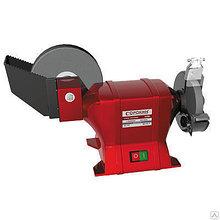 Точильный станок c редуктором 150/200мм, 2950/134 об/мин, 250Вт