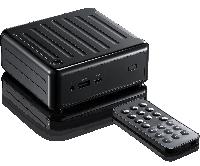 Мини-ПК ASRock BEEBOX-S 6100U/B/BB (2,3GHz), 2xSO-DIMM, WIFI 802.11 ac + BT 4.0, 1xM.2 (типов 2260 и 2280, под, фото 1