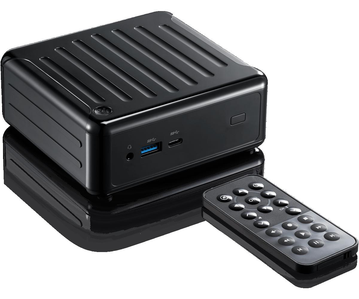 Мини-ПК ASRock BEEBOX-S 7200U/B/BB (3,1GHz), i5-7200U2xSO-DIMM, 1xM.2, DDR4 2133 МГц, WIFI 802.11 ac + BT 4.0,