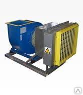 Электрокалориферная установка СФОЦ