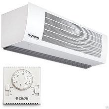 Тепловая завеса электрическая с водяным нагревом ZVV-1W15
