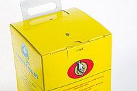 Требования ВОЗ к контейнерам по сбору и утилизации медотходов.