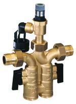 Группа безопасности бойлера (водонагревателя) SG 160S