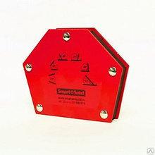 Угольникк магнитный для сварки универсальный MAG 614