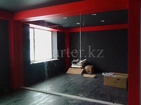 Большое зеркало в танцевальный зал 1