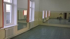 Зеркала в танцевальный зал 1