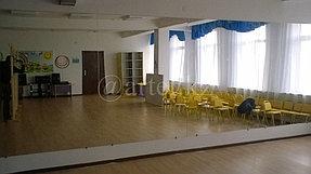 Зеркало в детский танцевальный зал 1
