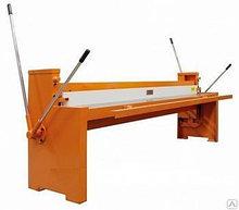 Ручная гильотина Stalex Q01-0.8х2500