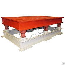 Вибростолы нагрузка 100-400 кг 380/42 в