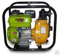 Мотопомпа бензиновая Genpower GBP 40