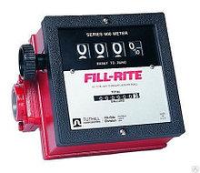 Счетчик расхода учета бензина керосина Fill-Rite 901