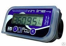 Счетчик электронный расхода учета дизельного топлива Adam Pumps DI Flow